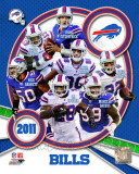 Buffalo Bills 2011 Team Composite Photo