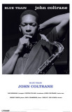 John Coltrane - Blue Train Masterprint