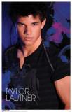 Taylor Lautner - Blue Masterprint