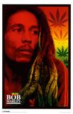 Bob Marley - Dreads Masterprint