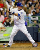 Casey McGehee 2011 Action Photo