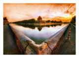 Forbidden Corner Premium Photographic Print by Trey Ratcliff