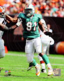Cameron Wake 2011 Action Photo