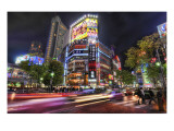 The Mean Streets of Tokyo Premium Photographic Print by Trey Ratcliff