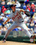 Justin Verlander 2011 Action Photo