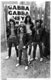 Ramones - Gabba Gabba Hey Masterprint