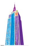 Empire State Building Masterprint