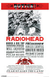 Radiohead - Fear Masterprint