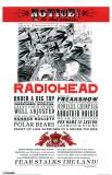Radiohead - Fear Masterprint