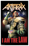 Anthrax - Judge Dredd Masterprint