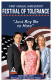 True Blood - Just Say No to Hate Masterprint