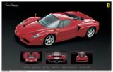 Ferrari - Enzo Masterprint