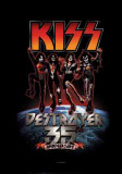 KISS - 35th Anniversary Destroyer Photo