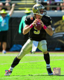 Drew Brees 2011 Action Photo