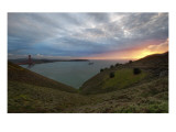 The Bay Beyond the Golden Gate Premium Photographic Print by Trey Ratcliff