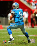Matthew Stafford 2011 Action Photo