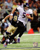 Joe Flacco 2011 Action Photo