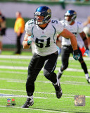Paul Posluszny 2011 Action Photo