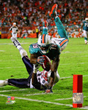 Brandon Marshall 2011 Action Photo