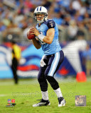 Jake Locker 2011 Action Photo