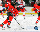 Zach Parise 2011-12 Action Photo