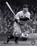 Lou Gehrig 1938 Action Photo
