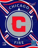 2011 Chicago Fire Team Logo Photo