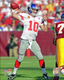 Eli Manning 2011 Action Photo