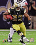Pierre Thomas 2011 Action Photo