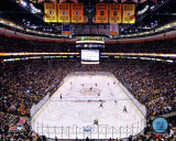 TD Garden, 2011 Stanley Cup Chapionship Banner Raising Photo