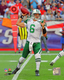 Mark Sanchez 2011 Action Photo