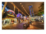 The Ultimate Carnival Premium Photographic Print by Trey Ratcliff
