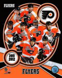 Philadelphia Flyers 2011-12 Team Composite Photo