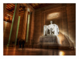 The Lincoln Memorial Premium Photographic Print by Trey Ratcliff