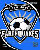 2011 San Jose Earthquakes Team Logo Photo