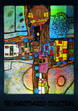 Strassenkreuzung Prints by Friedensreich Hundertwasser