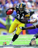 Rashard Mendenhall 2011 Action Photo
