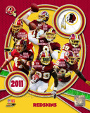 Washington Redskins 2011 Team Composite Photographie