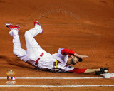 Chris Carpenter Game 1 of the 2011 World Series Action (5) Photographie
