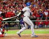 Josh Hamilton Game 2 of the 2011 MLB World Series Action (9) Photo