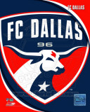 2011 FC Dallas Team Logo Photographie