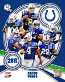 Indianapolis Colts 2011 Team Composite Photographie