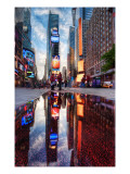 The Megapolis Premium Photographic Print by Trey Ratcliff