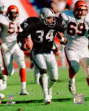 Bo Jackson Action Photo