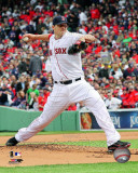 John Lackey 2011 Action Photo