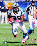 Jonathan Stewart 2011 Action Photo