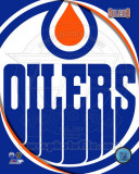 Edmonton Oilers 2011 Team Logo Photo
