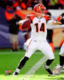 Andy Dalton 2011 Action Photo