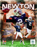 Cam Newton 2011 Auburn University Portrait Plus Photo