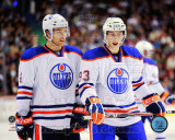 Taylor Hall & Ryan Nugent-Hopkins 2011 Photographie